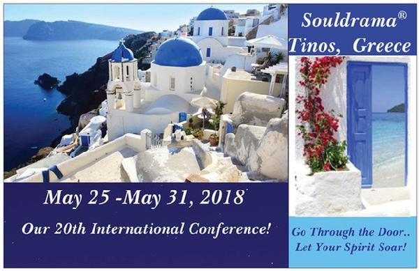 20th International Conference in Greece, Tinos, Greece, spiritual workshops